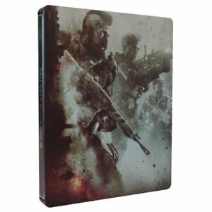 Call Of Duty Black Ops 4 Limited Edition Steelbook PS4 Xbox One NO GAME INCLUDED