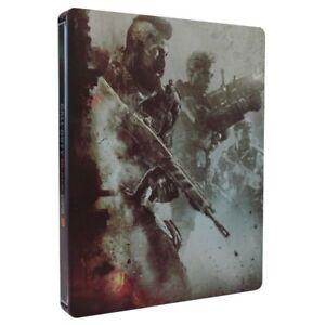 Call Of Duty Black Ops 4 Edición Limitada Libro PS4 Xbox One No Hay Juego