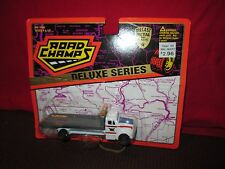 1995 road champs tow truck wrecker rollback 1/64 Diecast RARE hard to find