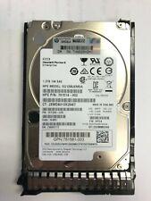 Texnite DF072A9844 72GB 2.5-inch SFF SAS 3Gb//s 15K RPM Single Port Enterprise Hot-Plug Hard Drive for Hp DF072A9844 SP ENT