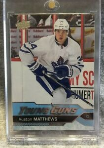 2016-17-UPPER-DECK-YOUNG-GUNS-YOUNG-GUNS-CANVAS-SERIES-1-AND-2-PICK-FROM-LIST