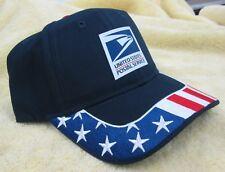 00143a36a USPS United States Postal Service Blue Bucket Hat S/M for sale online