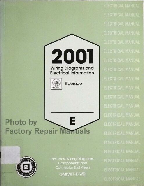 2001 Cadillac Eldorado Wiring Diagrams  U0026 Electrical