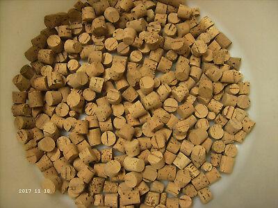 Obligatorisch 150 Stück Korken Flaschenkorken Naturkorken Spitzkorken Unsortiert GroßEs Sortiment Flaschenverschlüsse & Korken