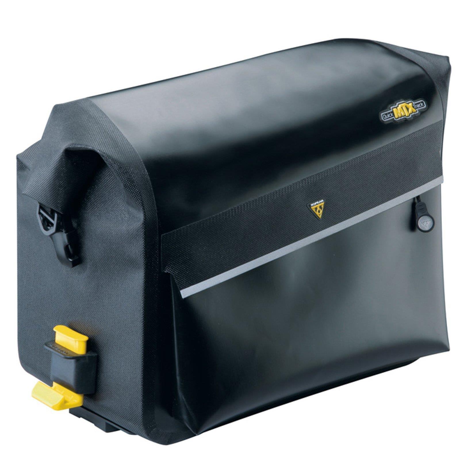 Topeak mtx trunk drybag impermeable portaequipajes sistema bolso bicicleta denso