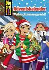 Die drei !!! Der Adventskalender von Maja Vogel (2016, Gebundene Ausgabe)