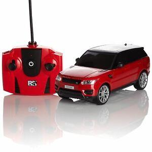 Range-Rover-Sport-Rouge-1-24-Telecommande-Voiture-Officiel-Enfants-Cadeau