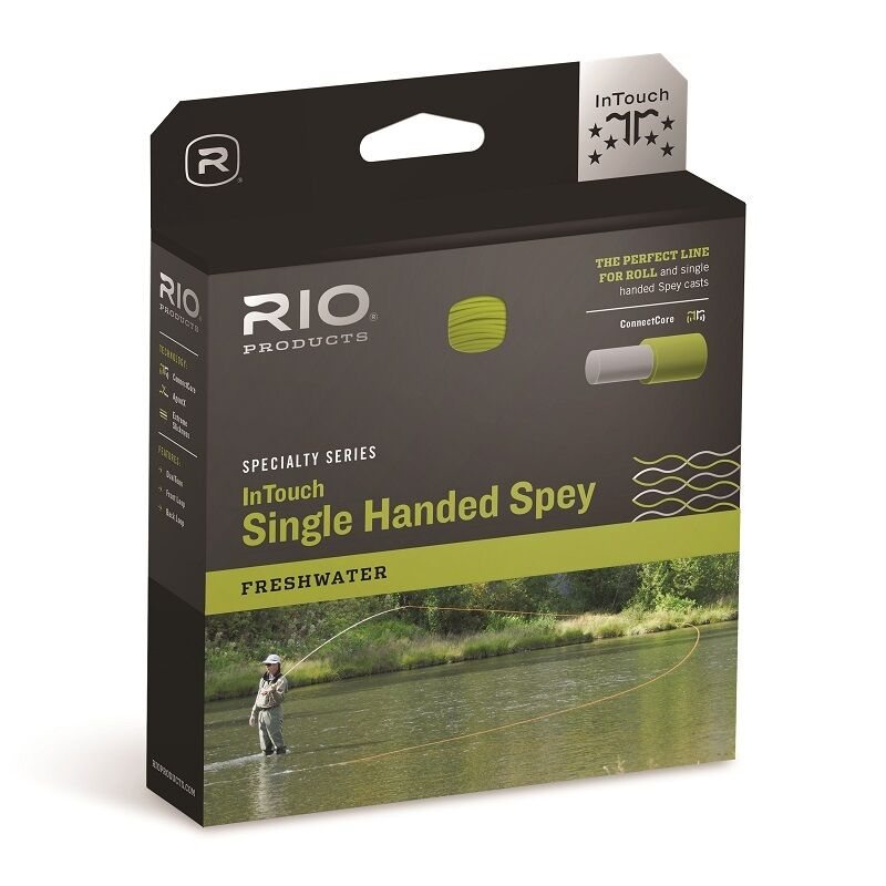 RIO InTouch Single Handed Spey Line, WF3F...New