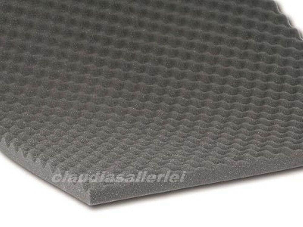 Akustik Schaumstoff Schalldämmung für Wände Wand Gehäuse usw.