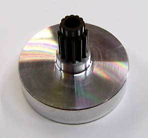 0404-034 CLUTCH BELL WITH GEAR  10T