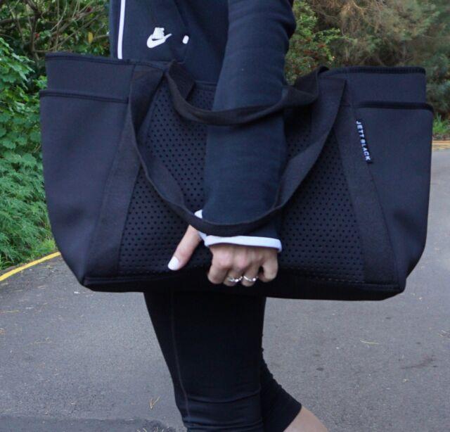 Stylish Yoga Gym Bag Beach Neoprene Womens Shoulder Light Travel Shopping 825b7c3401a26