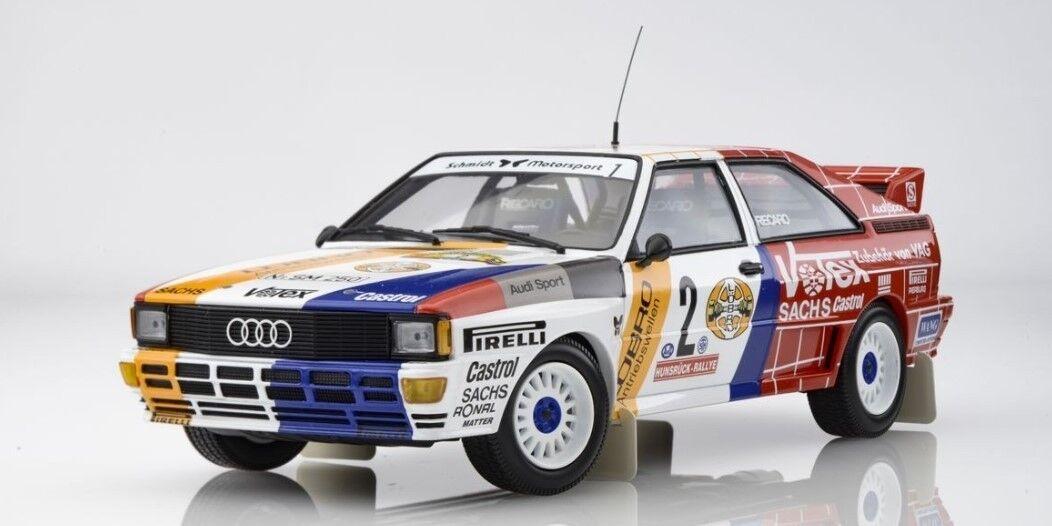 1  18 oldi quattro A2 Schmidt, rally 1984. 1984. 1984. 9a2