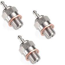 Traxxas 3232X Super Duty Long Medium Glow Plug (3) : T-Maxx 2.5 / 3.3