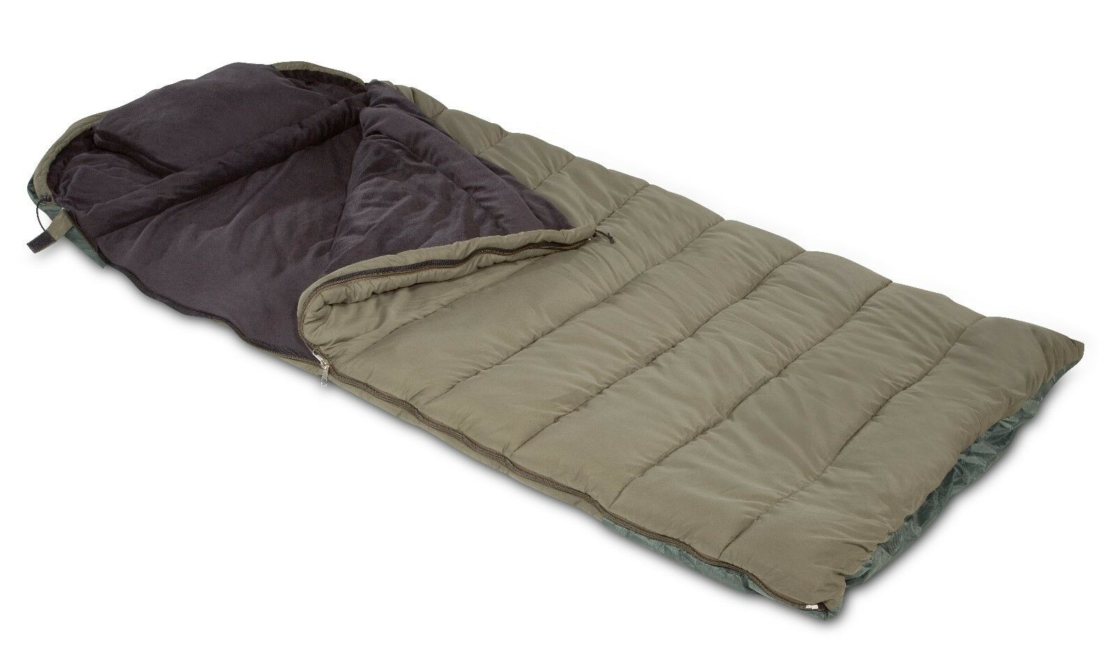 Anaconda Night Warrior III - XXL Maße 230x105x10 5cm  -5°C Schlafsack 7152701