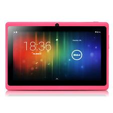 "iRULU 7"" Google Android Tablet PC 1024*600 Quad Core 8GB Pad Dual Cameras WIFI"