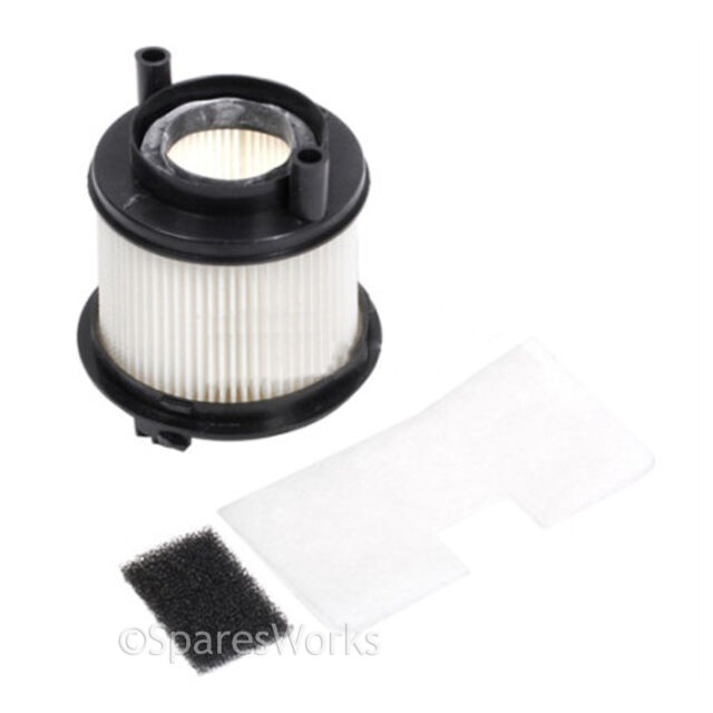 HOOVER U65 PRE MOTOR /& EXHAUST FILTER KIT 35601202 GENUINE