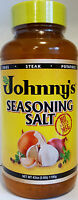 Johnny's Seasoning Salt 42 Oz (2.6 Lbs.) - No Msg Pure Magic Meat & Other Dishes