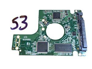 Pcb Sata Western Digital Hdd 750gb Wd Wd7500bpvt 22hzxt1 2060-771692-005 Rev A Skilful Manufacture Apple Laptops Laptops & Netbooks