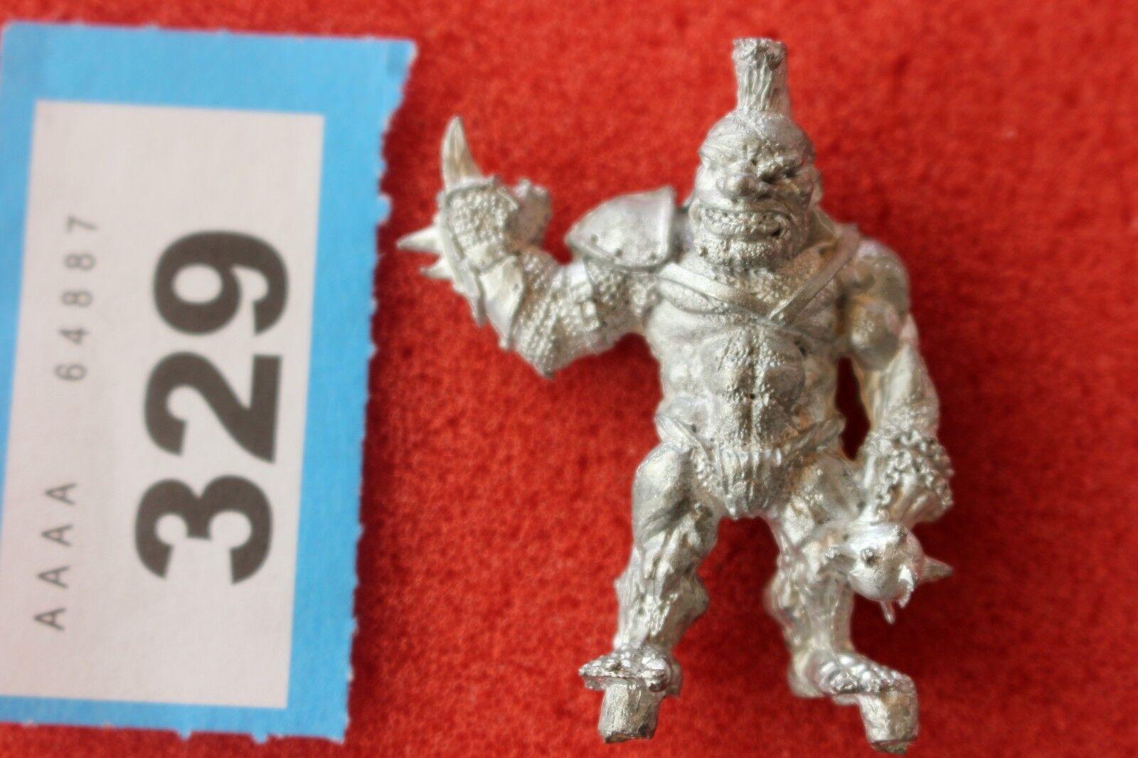 Citadel C23 Warhammer Giant Ogre Gladiator Games Workshop Metal Fantasy OOP