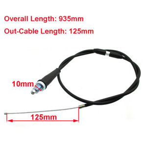"""37/"""" Adjustable Throttle Cable For Chinese 50cc 190cc Pit Dirt Bikes"""
