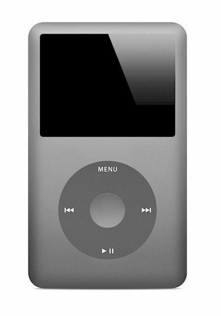Apple Ipod Classic Black 120gb Mp3 Player For Sale Online Ebay