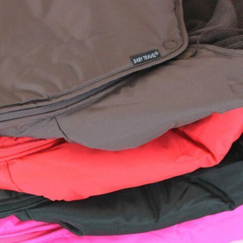 Silver Cross Britax WARM RED Newborn Baby Car Seat Footmuff NEW For Maxi Cosi