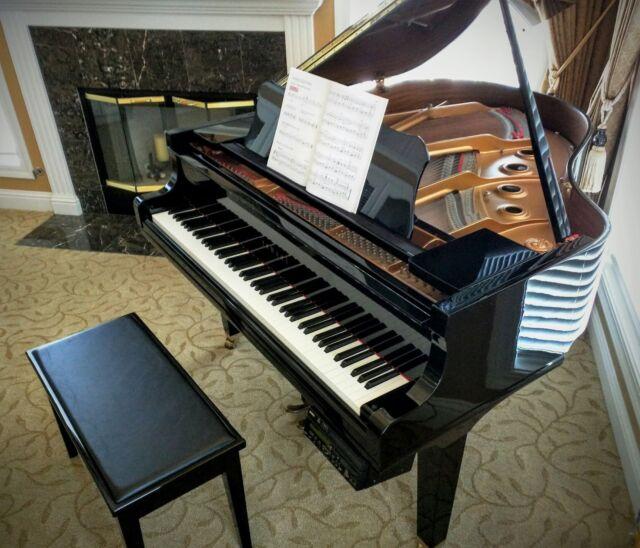 Yamaha Disklavier DGC1 Baby Grand Piano 5'3