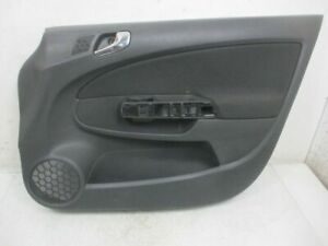 Door Panel Front Right Tanw Opel Corsa D Facelift 1.4