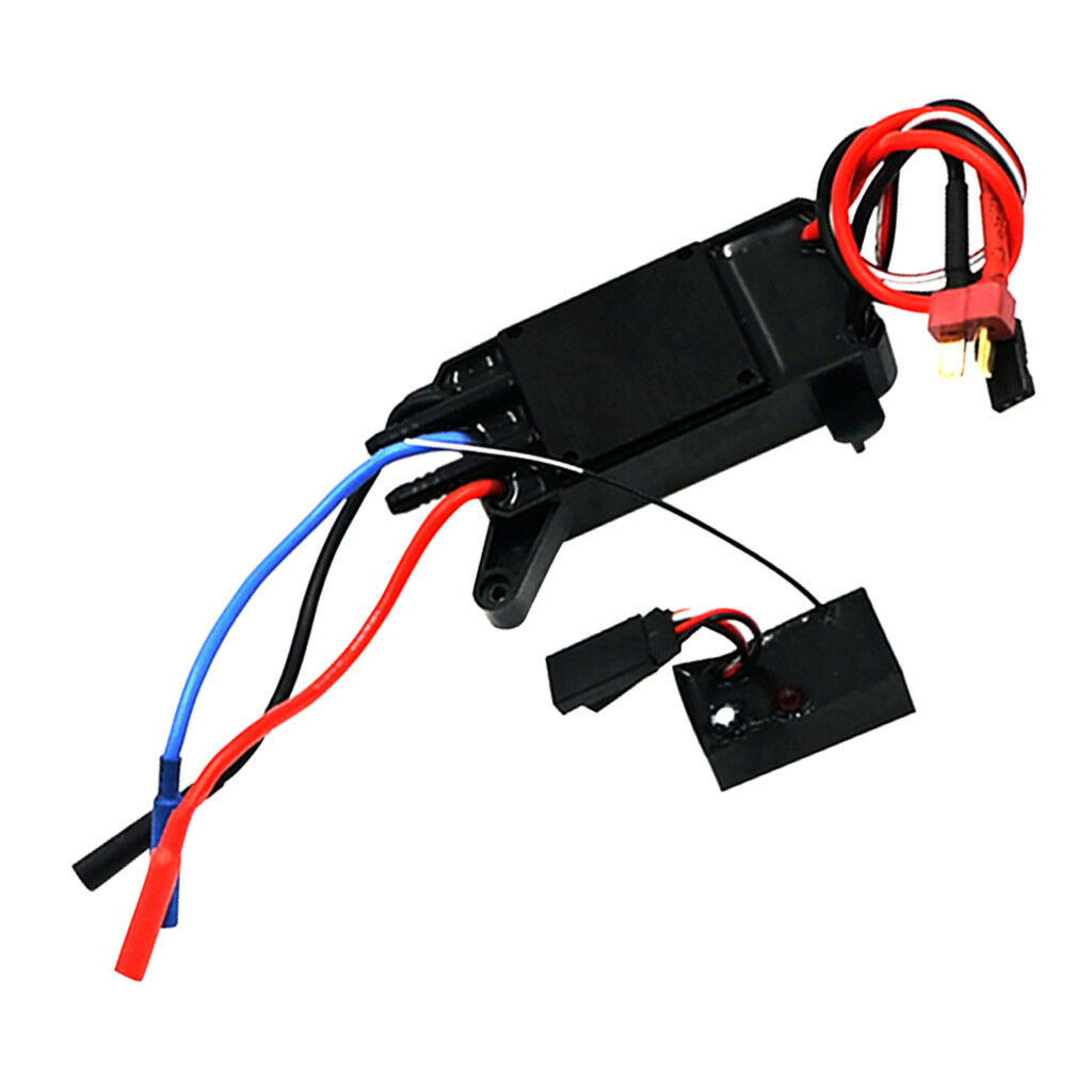 For Feilun FT011 RC Racing Boat 14.8A Electronic Speed Control Brushless ESC
