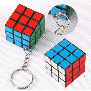 Porte clé Keychain Ø45mm Rubik/'s Cube Cube de Rubik Casse Tête