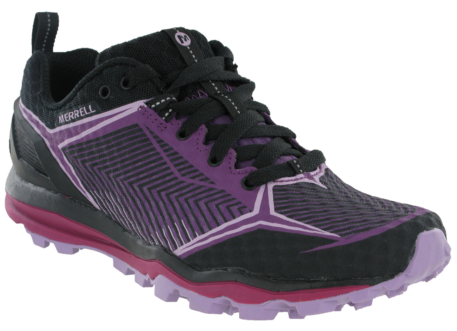 Merrell All Out Crush Shield Running Trail Womens Mesh Sports Unifly Walking