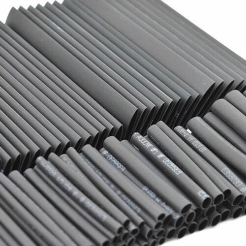127 Tlg Schwarz Schrumpfschlauch Reparaturwerkzeuge Ersatz Sortiment Langlebig