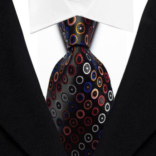 New JACQUARD WOVEN Silk Men/'s Tie Necktie 2164