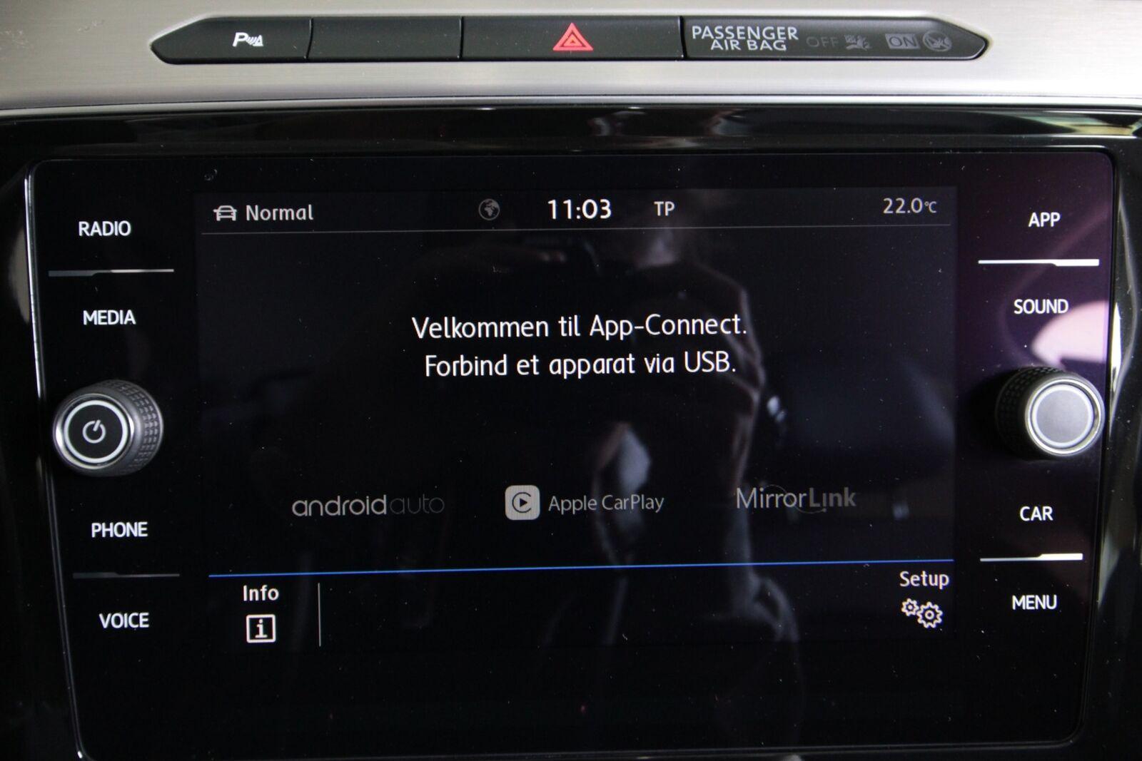 VW Passat GTE Variant DSG