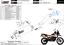 miniatura 4 - Mivv Ktm 890 Adventure / R 2020 Terminale Di Scarico Moto Oval Carbonio Cap