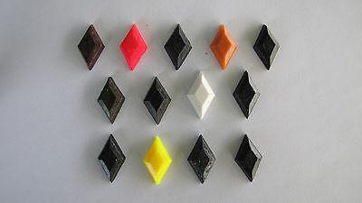 Set 26 Candle Colour Dyes - large range of colours.