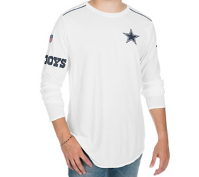Dallas Cowboys NFL Mens Lightweight Coach Jacket