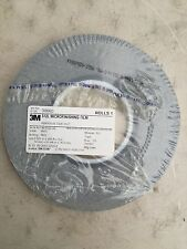 "3M 372L MICROFINISHING FILM 30 mICRON 30mic 2/"" x 300/' ROLL 50445 51125 SANDPAPER"