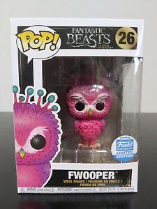 Fantastic Beasts Funko Pop - Fwooper - Funko Shop - No. 26