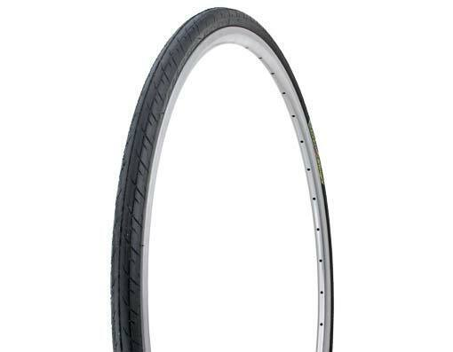 1-Bicycle Tire Duro 700 x 23c White//White Side Wall HF-156 100 PSI Bike Cycling