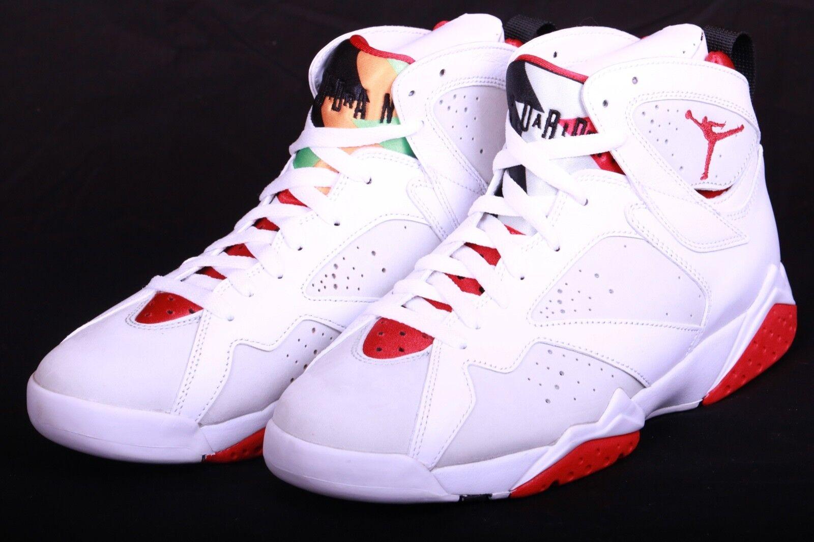 buy popular 73247 db795 Nike Men s Air Jordan VII 7 Retro Hare Bugs Bunny Bunny Bunny 304775 125  Size 8.5