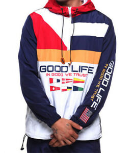 Mens-The-Good-Life-Windbreaker-Jacket-with-Hood-with-drawcord-by-camp-original