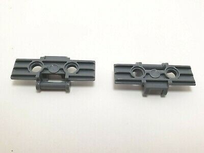 LEGO NEW Dark Bluish Gray Technic Link Tread Wide Lot x10 Mindstorms Tank 57518