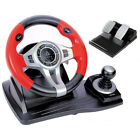 LOGIC3 TOPDRIVE GT450 STEERING WHEEL AND PEDALS FOR PS4 PS3 XBOX ONE/ONE S & PC