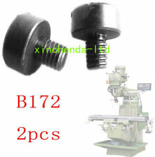 2pcs Milling Machine Parts Pinion Shaft Hub Screw B172 For Bridgeport Mill New