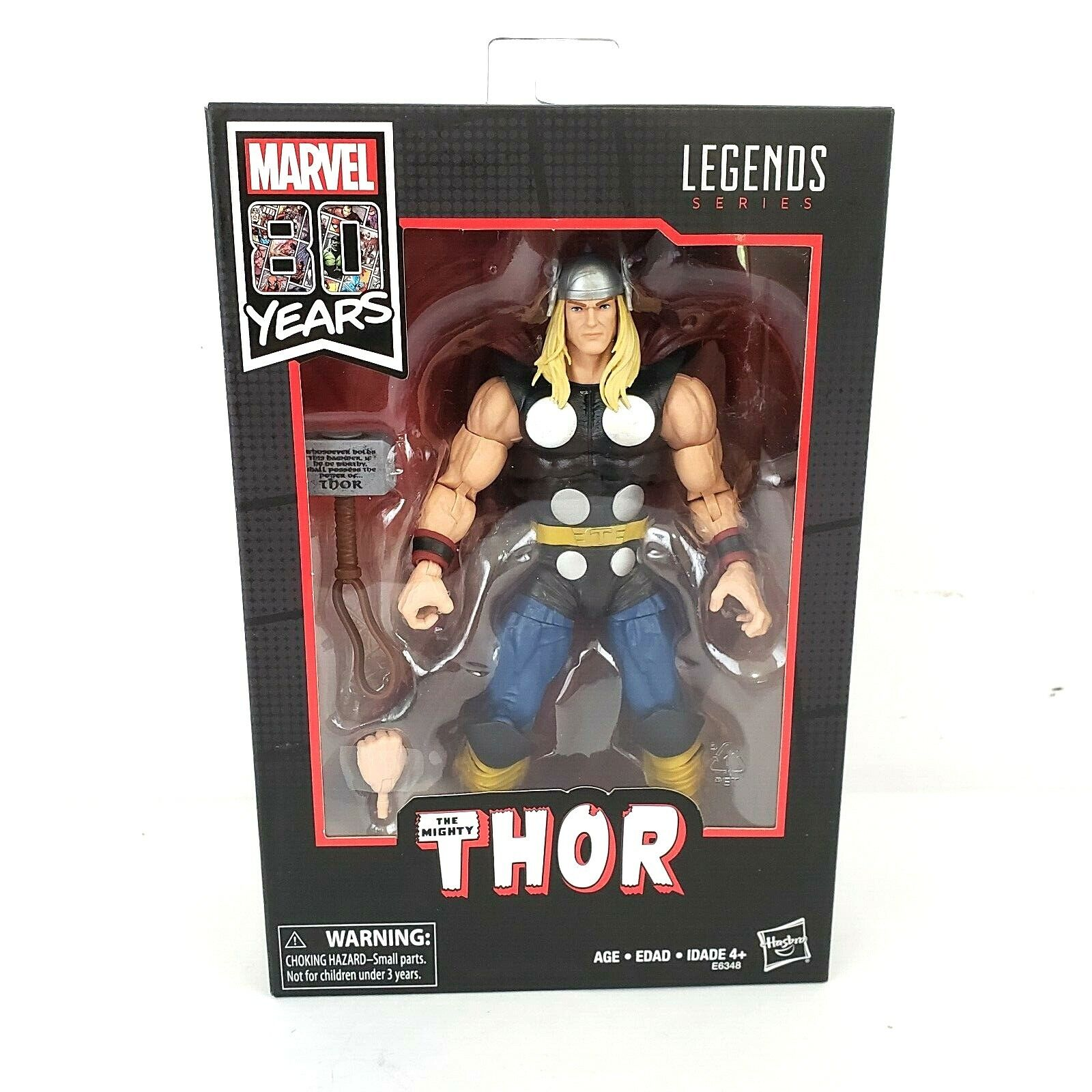 Marvel Legends Classic THOR The Mighty 80th Anniversary 80 Years New Sealed