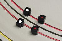 Hcs Amg Pro-8™ Tyco 440x2 Ho Slot Car Traction Magnets - 2 Pairs - Design