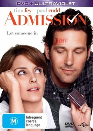 1 of 1 - Admission (DVD, 2013)