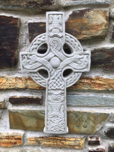 Croix CeltIque PIERRE Ornement