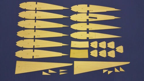 Graupner /'Middle Stick/' Rib Sets